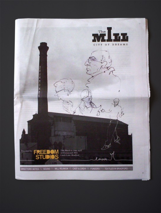 The Mill - City of Dreams, programme